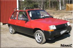 Renaulten(Hinkenkalladtillvardags)harblivituppsnyggad.