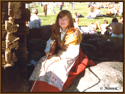 Jag på Delsbostämman 1975