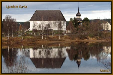 101105 Ljusdals kyrka.