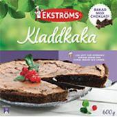 Ekströms frysta kladdkaka.