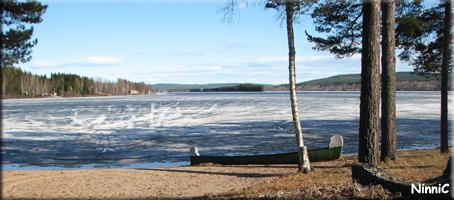 Från Torön mot Karsjö.