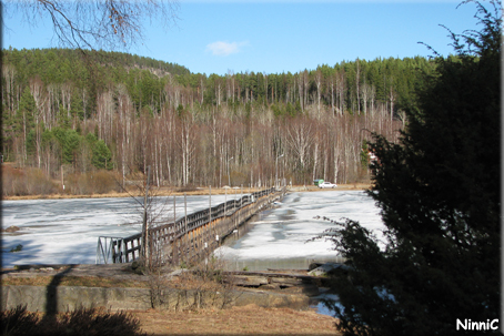 Torön - bron.