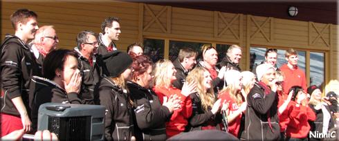 Team Andreas - Järvsökören.