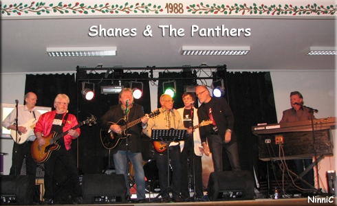 Shanes & The Panthers.