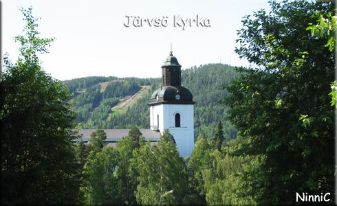 Järvsö kyrka.