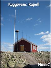 110808 Kuggörens kapell.