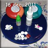 mediciner 16 dec 2011.