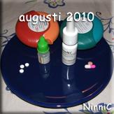mediciner - aug 2010.
