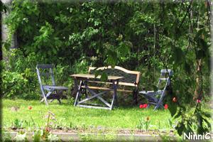 120609 Mysig sittplats hos Leif.