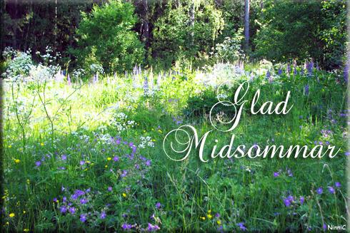 Glad Midsommar 2012!
