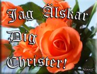 Jag Älskar Dig, Christer!