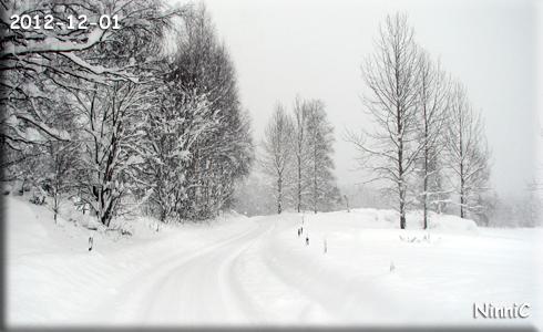 Vinterväglag.
