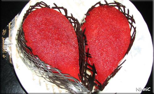 130214 Alla Hjärtans dag bakelser från Ljustorget