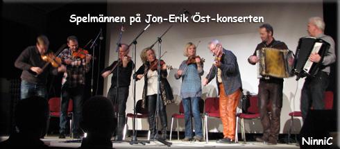 130308 Spelmännen på Jon-Erik Öst-konserten