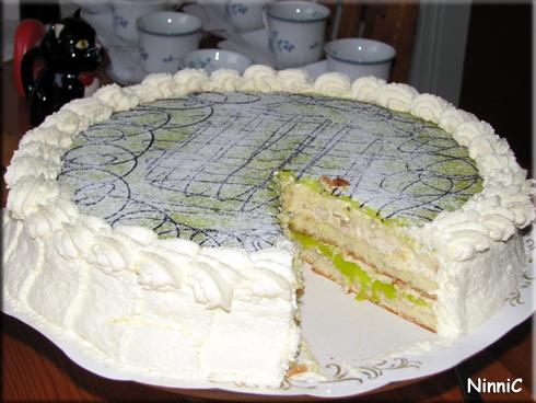 Bonanzatårta.