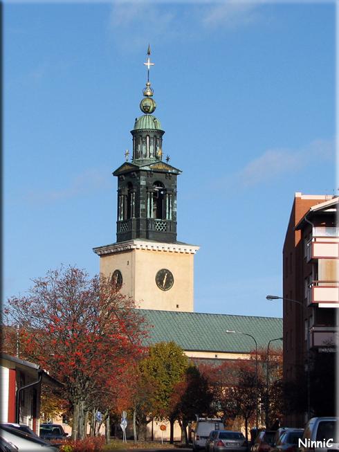 151024 Staffanskyrkan i Gävle