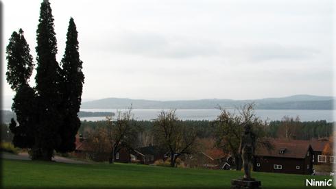 151101 Utsikt från Dalecarlia.
