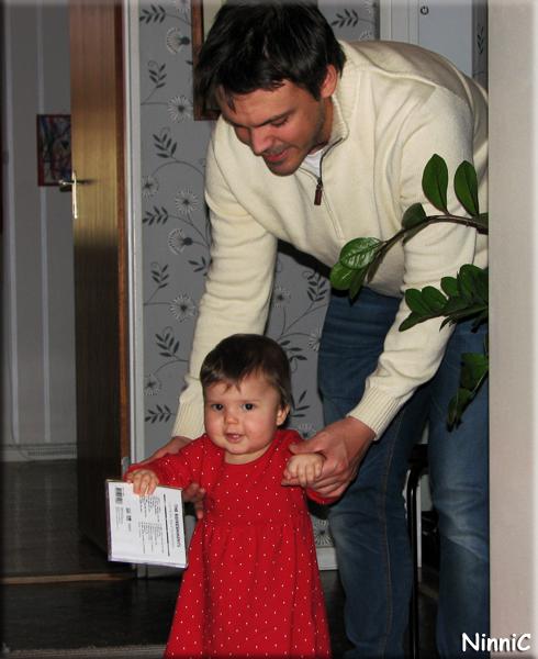 151127 Vilja och Tommy