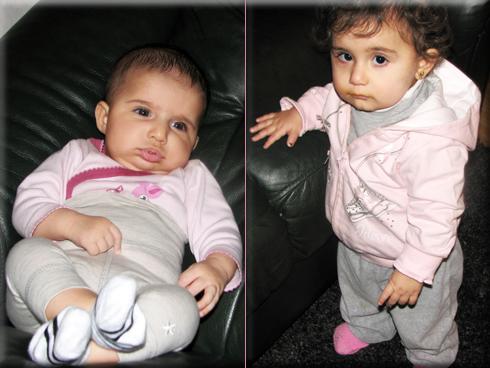 160201 Två söta flickor