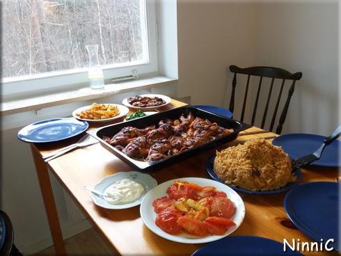170422 Syrisk middag