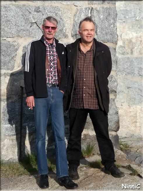 171004 Christer och Olle