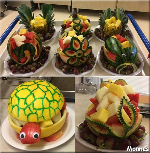 Monnes fruktkonst