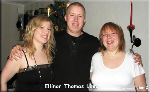 Ellinor Thomas och Linn