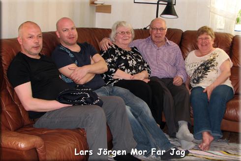 Lars Jörgen Mor och Far och jag
