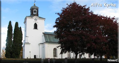 Alfta kyrka